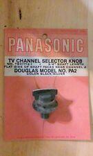 VTG TV CHANNEL SELECTOR KNOBS PANASONIC NO. TBX1712-1