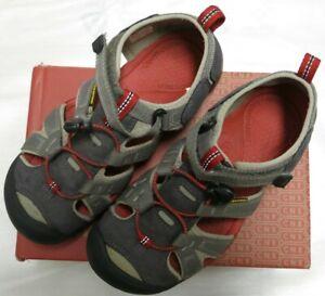 KEEN Seacamp II CNX Kids Water Sport Sandals US 3M EU 35