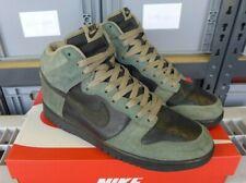 """Nike Dunk High """"Khaki Velvet Black"""" EU 44 UK 9 US 10 Jordan SB Mid Air Max low"""