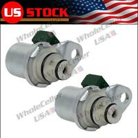 4F27E Transmission A&B Shift Solenoid Set For Ford Focus/Mazda 1999-On New