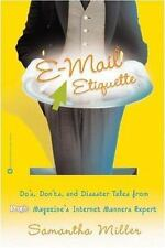 E-Mail Etiquette: Do's, Don'ts and Disaster Tales from People {logo} Magazine's