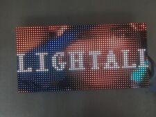 64x32 indoor RGB LED Matrix Panel - 5 mm pitch LED Display Module High Quality