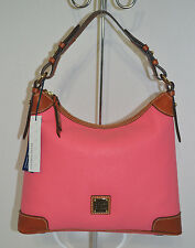 Dooney & Bourke Light Pink Leather Hobo/Handbag/Purse  New With Tag