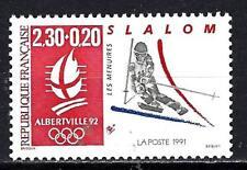 France 1991 Jeux Olympiques Albertville Yvert n° 2676 neuf ** 1er choix