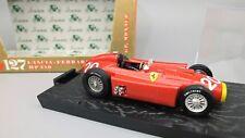 MODELLINO AUTO BRUMM ORO F1 LANCIA FERRARI D50 SCALA 1:43 MINIATURE CAR MODEL