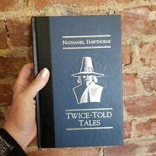 Twice-Told Tales - Nathaniel Hawthorne-1989 Reader's Digest vintage hardback