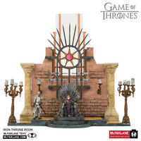Iron Throne Room Eiserner Thron Game of Thrones Building Set MBS 19391 McFarlane
