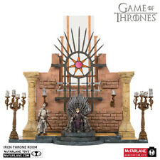 Game Of Thrones Bauset Thronsaal McFarlane Toys Tze