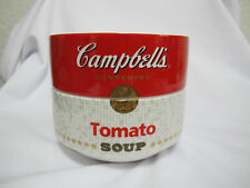 Campbell's x Hong Kong MTR Red/Grey/White Soup Bowl 2-pc Set (2014) *FREE SHIP*