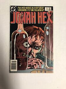 Jonah Hex (1984) # 83 (VF/NM) Canadian price Variant CPV