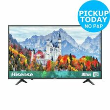 Hisense H55A6250UK 55 Inch 4K Ultra HD HDR Freeview Play Smart WiFi LED TV
