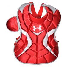 Under Armour Adult Red Chest Protector