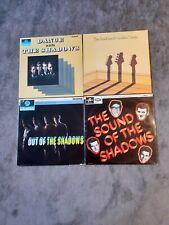 THE SHADOWS ORIGINAL VINYL LP's JOB LOT