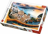 Trefl 10445 Greece Puzzle, Multi-Colour