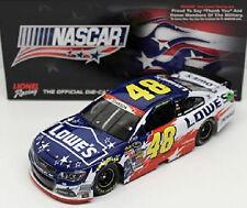 "JIMMIE JOHNSON #48 2014 CHEVROLET SS LOWE'S / NASCAR SALUTE ""CHARLOTTE"""