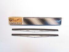 Wiper Blades 17 Inch Fits Mazda Cosmo Honda Accord & Subaru Brat  B156-17