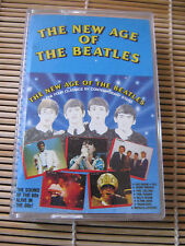 New Age of the Beatles Mix Artistist Various RETRO compilation MIX cassette Tape