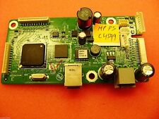 HP Photosmart C4599 Printer Main Logic Board Q8400-60001