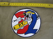 ESERCITO USA Torpedo Bomber Squadron P. T.32th Patch USAAF AIRFORCE USMC Navy