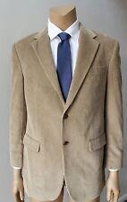 Ralph Lauren Men's Sports Blazer Corduroy Cotton Coat 2 Button Jacket 41R