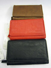 Trifold Women's Synthetic Purses & Wallets with Organizer