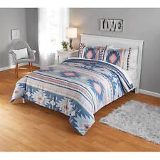 Southwest Comforter Set Aztec Modern Bedding For Teens Geometric Full Queen Size