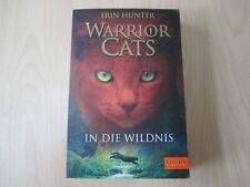 Erin Hunter - WARRIOR CATS - IN DIE WILDNIS - Staffel 1 Band 1 - TB - (26971)