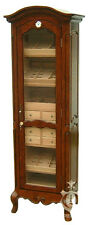 Heritage Collection Antique Commercial 3000 Cigar Tower Cabinet Humidor