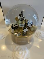 Chanel 2020 XL Snowglobe w/USB Charger