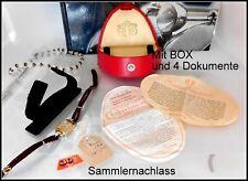 Gub Glashütte Orologio da Polso Donna Gub Calibro 63 da 26.9. 59 Germany Rarità