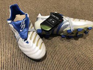"Adidas Predator Pulse2 TRX FG David Beckham ""Fingerprint"" Size 7 US"