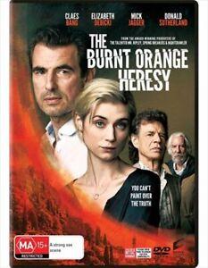 Burnt Orange Heresy DVD