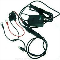 Direct Pour Batterie Fil Dur Moto Chargement Câble Pour Iphone Se