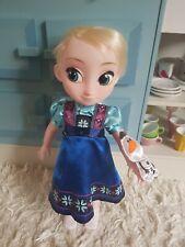 Disney Store Exclusive Frozen Elsa Animator Collectors Doll.