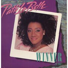 PATTI LA BELLE - WINNER IN YOU COMPLETE CD / 1986 MCA ●WORLDWIDE SHIPPING