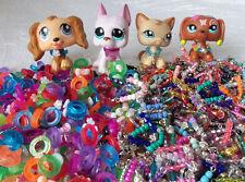 Littlest Pet Shop RANDOM Lot of 12 Custom Collars Necklaces Accessories   #12
