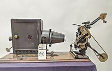 35mm film projector Edison Universal Projecting Kinetoscope Restored