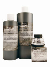 Speedball 32 oz Super Black India Ink 3398