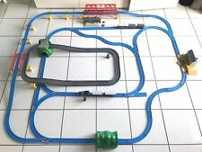 tomy trackmaster thomas the tank engine train set battery plus engines Layout