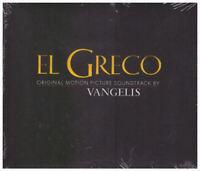 Vangelis - El Greco O.S.T. ORIGINAL NUEVO CD / VERSIÓN GRIEGA