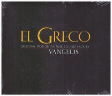 Vangelis - El Greco O.S.T. ORIGINAL NOUVEAU CD / VERSION GRECQUE