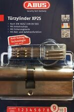 Abus XP2s Zylinder 40/45 Mit Karte + 3 Schlüssel Neu Ovp