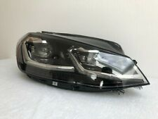Vw Golf 7 VII Facelift Frontscheinwerfer Scheinwerfer rechts Voll LED 5G1941036L