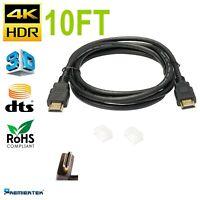 ULTRA HDMI 2.0 CABLE HDTV UHD Ethernet 4K x 2K 3D Audio Return 10FT