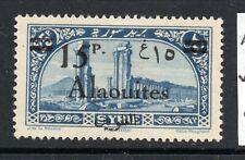 France Colonies (4493)  ALAOUITES  1926 15p on 25p Light Blue
