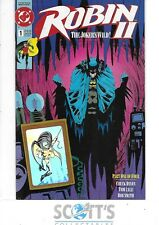 Robin II Jokers Wild  #1  NM  (Cover A)
