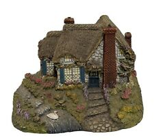 Thomas Kinkade Candlelight Cottages Collection Swanbrooke Cottage