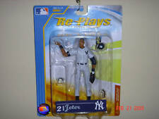 RARE MLB Gracelyn RE-PLAYS Series 1 DEREK JETER HOME replay action figure NEW