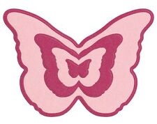 "Quickutz/Lifestyle Crafts DC-0284  ""Nesting Butterflies""  5 Dies NEW"