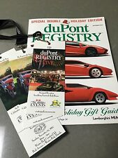 duPont REGISTRY  Special Double Holiday Issue December 2015  With VIP Pass